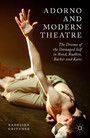 Adorno and Modern Theatre - The Drama of the Damaged Self in Bond, Rudkin, Barker and Kane