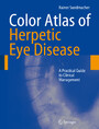 Color Atlas of Herpetic Eye Disease - A Practical Guide to Clinical Management