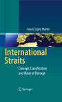 International Straits - Concept, Classification and Rules of Passage