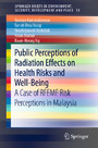 Public Perceptions of Radiation Effects on Health Risks and Well-Being - A Case of RFEMF Risk Perceptions in Malaysia