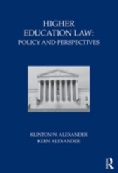 Higher Education Law - Policy and Perspectives