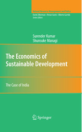 The Economics of Sustainable Development - The Case of India