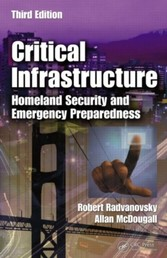 Critical Infrastructure - Homeland Security and Emergency Preparedness, Third Edition