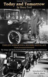 Today and Tomorrow - Timeless Wisdom for a Modern Digital Age