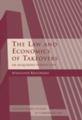 Law and Economics of Takeovers - An Acquirer's Perspective