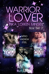 Warrior Lover Box Set 2 - Nitro / Andrew / Steel