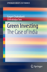 Green Investing - The Case of India